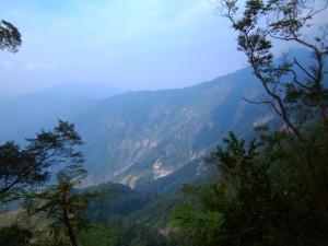 The big typhoon Morakot landslide!