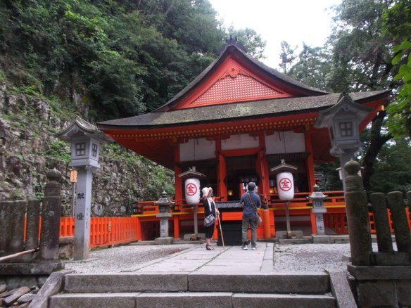 This is the uppermost shrine