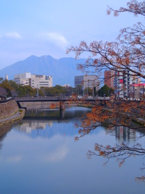 Kagoshima, Japan.  Photo by Sara K.