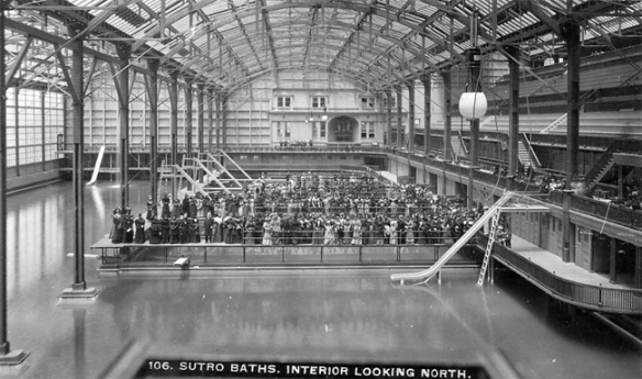 Sutro Baths in 1894.