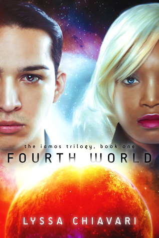The cover of Fourth World by Lyssa Chiavari