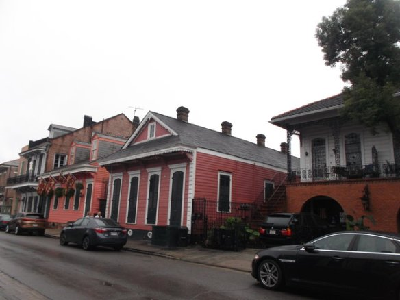 The humble side of the French Quarter
