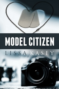 Book Cover of Model Citizen by Lissa Kasey