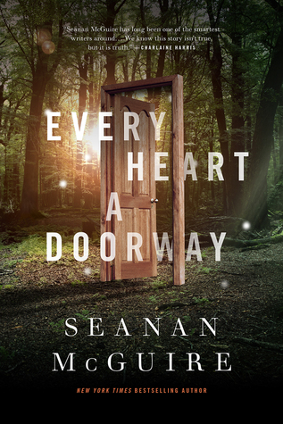 The cover of Every Heart a Doorway by Seanan McGuire