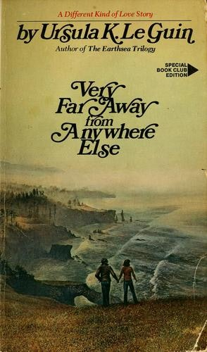 "The cover of ""Very Far Away from Anywhere Else"""