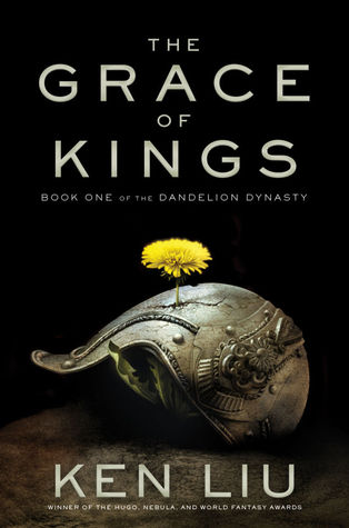 Cover of The Grace of Kings